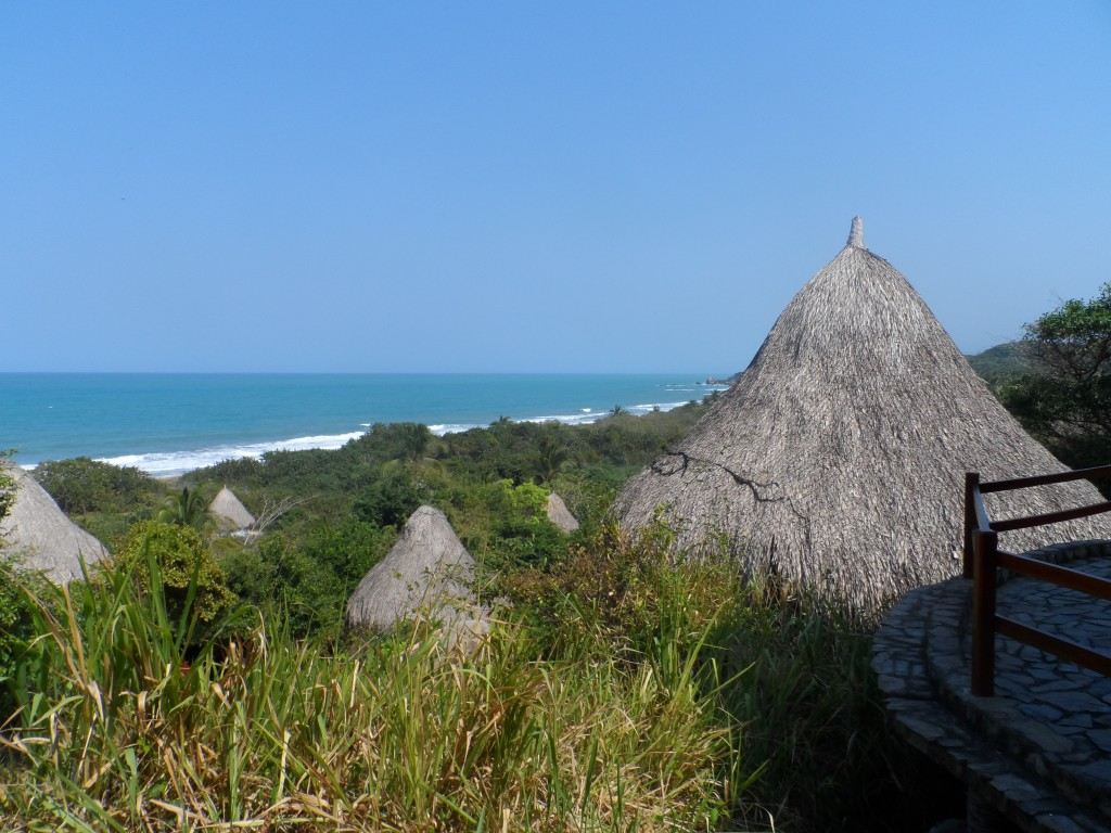 parque tayrona  ecohabs colombia