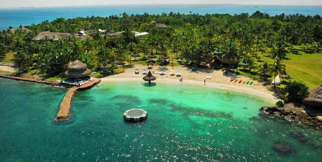 hotel isla mucura cartagena