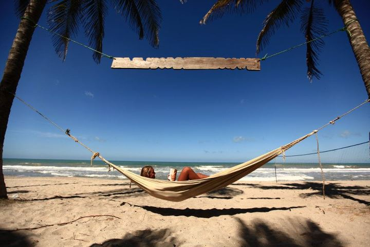 Playas de Palomino, La Guajira.