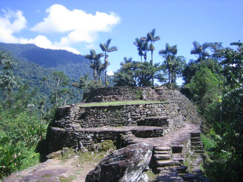 Ciudad Perdida Turismo Responsable En Ciudad Perdida Colombia